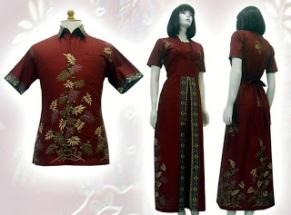 batik%2Bwanita%2B3 MODEL BAJU BATIK WANITA MODERN 2013