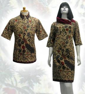 batik%2Bwanita%2B5 MODEL BAJU BATIK WANITA MODERN 2013