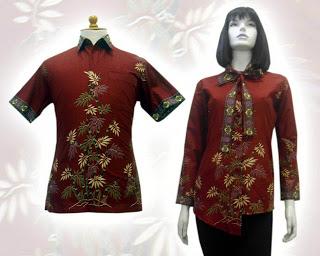 batik%2Bwanita%2B6 MODEL BAJU BATIK WANITA MODERN 2013